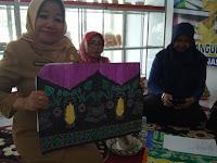Sambut HUT ke - 67 Tahun, Dekranasda HSU Umumkan Pemenang Desain Sasirangan