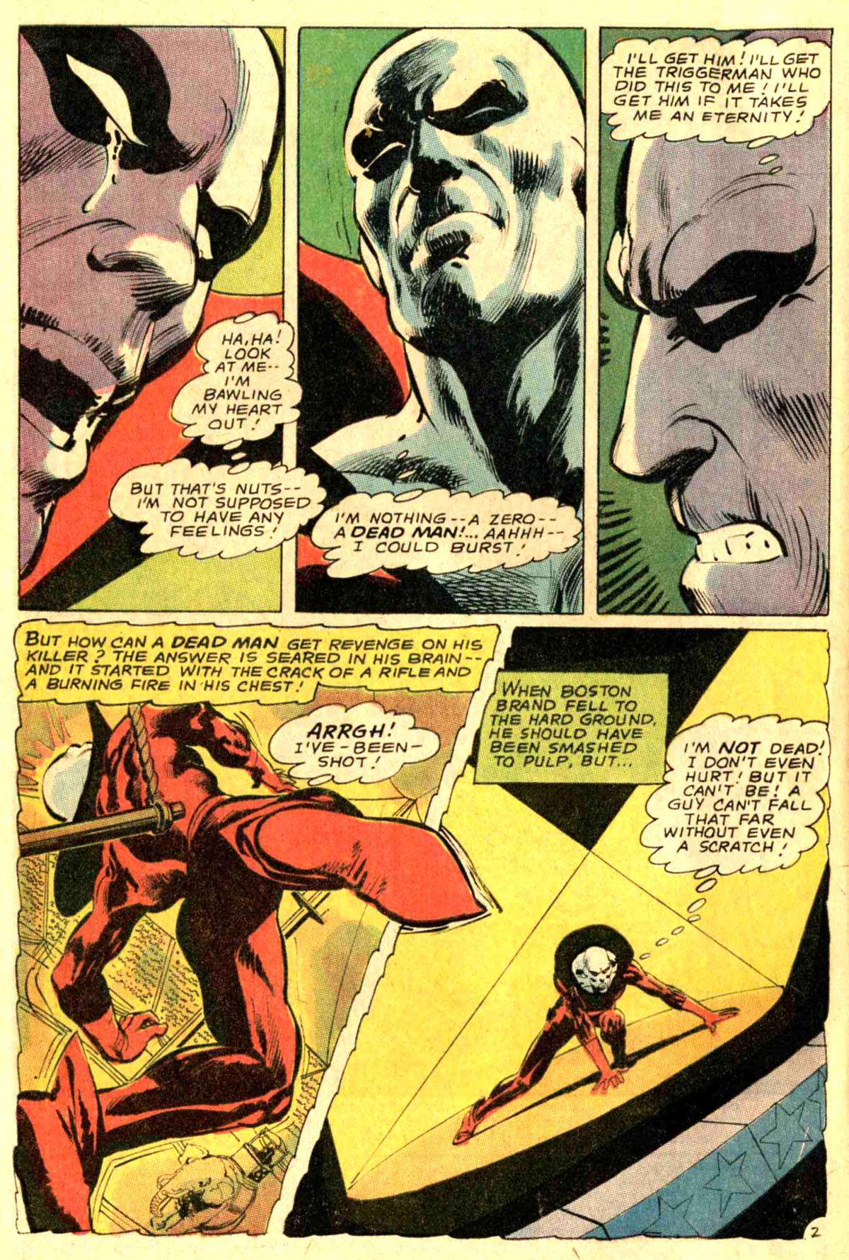 Strange Adventures (1950) issue 207 - Page 4