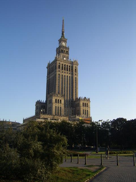 Panoramka: Warszawa