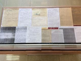 Bút tích của cụ Nguyễn Sinh Săc