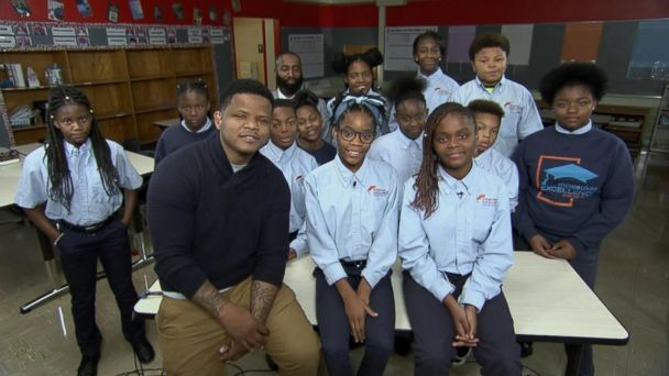 Meet the 6th-graders whose inspiring rap video on education went viral