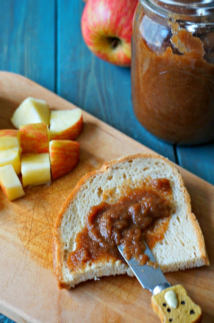 apple butter recipe with salted caramel