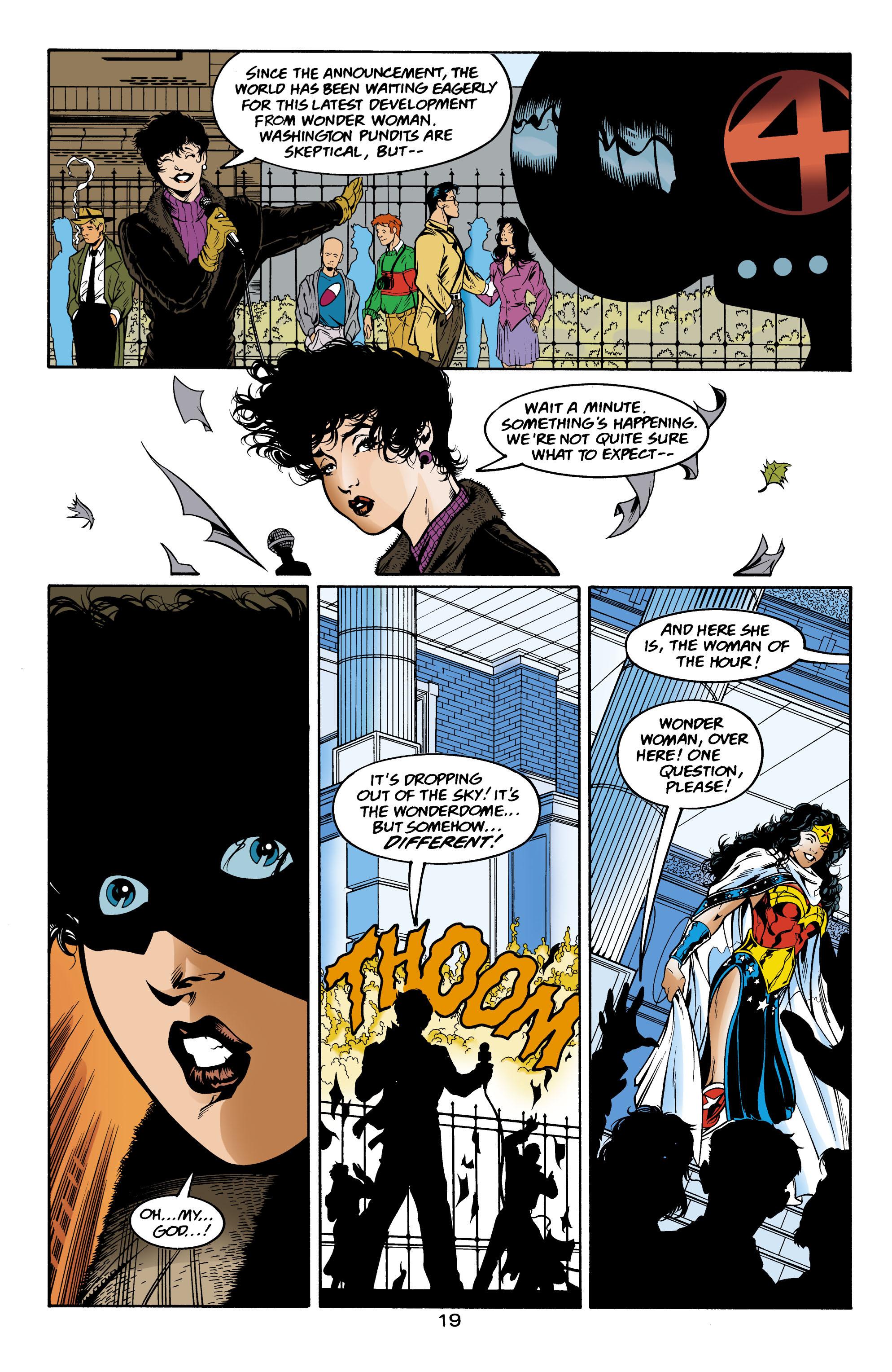 Read online Wonder Woman (1987) comic -  Issue #159 - 20