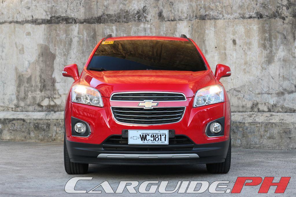 Chevrolet Trax Turbo Auto Bild Idee