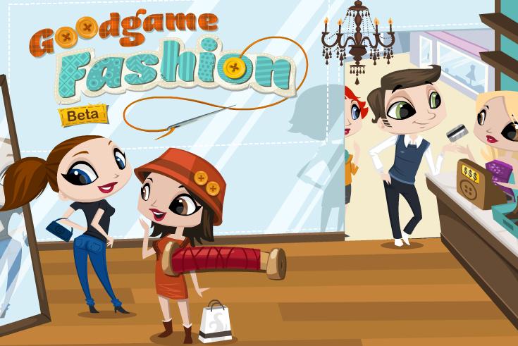 os melhores jogos de moda