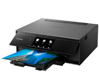 Canon PIXMA TS9020 Setup & Driver Download