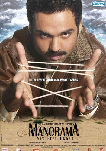Watch Manorama Six Feet Under 2007 Hindi 480p HDRip 350mb