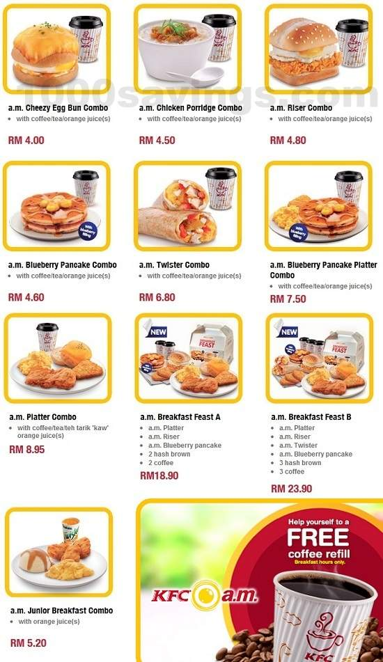 Fast Food Delivery Malaysia  Hours