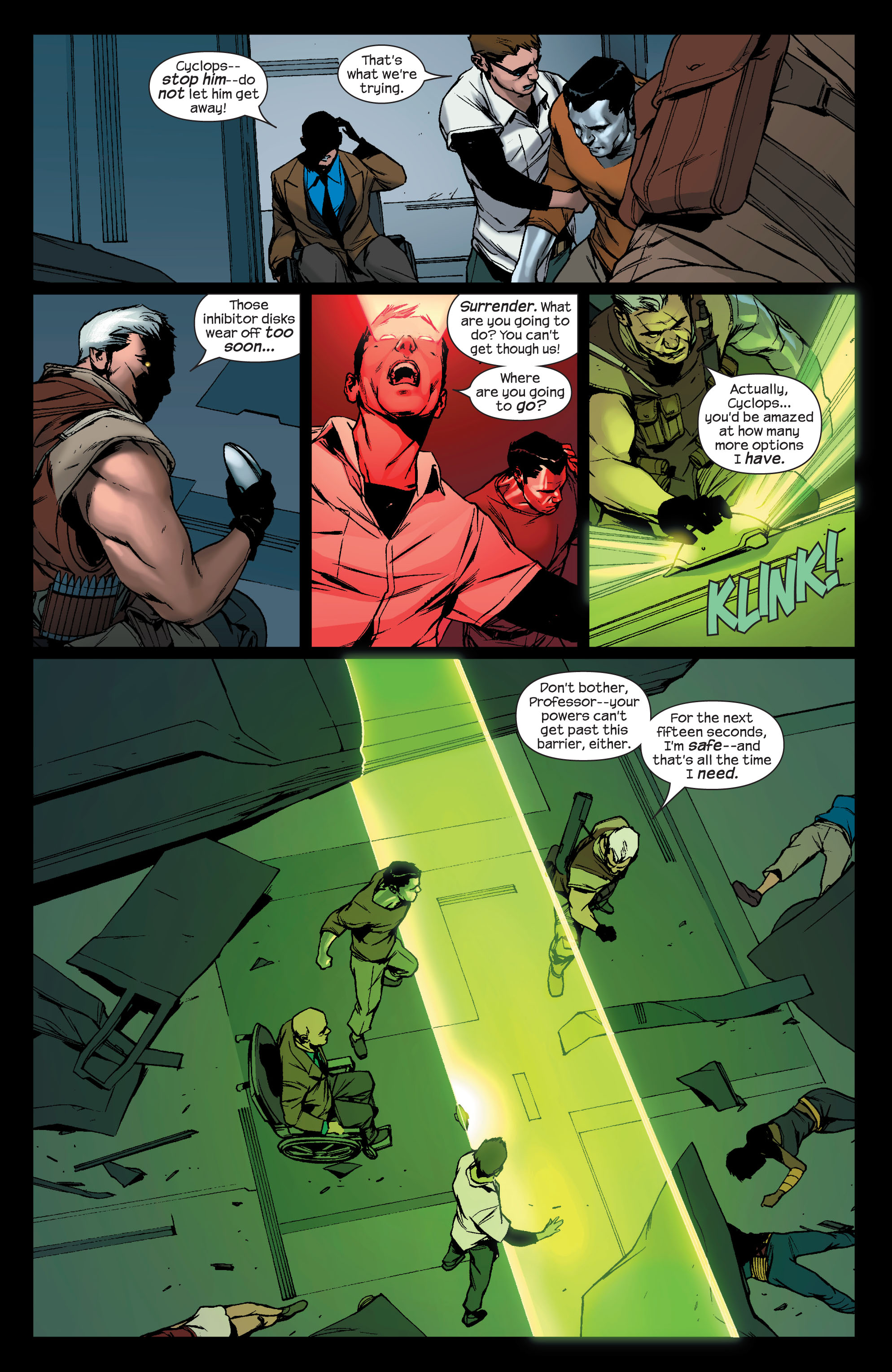 Read online Ultimate X-Men comic -  Issue #76 - 13