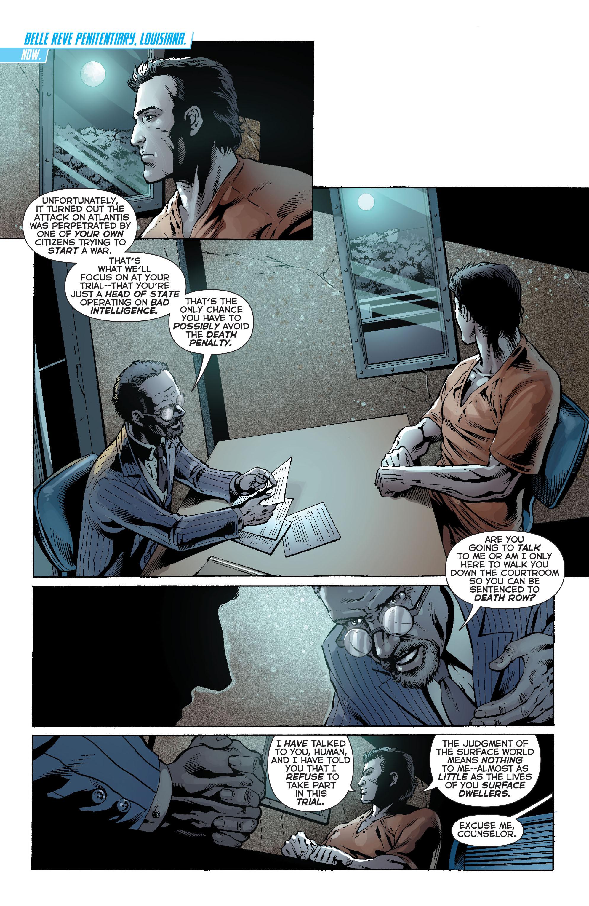 Read online Aquaman (2011) comic -  Issue #23.2 - 4