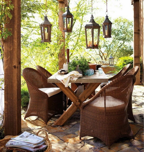 8 Simple And Elegant Ideas For Patios - Everybody Would Love It! 7