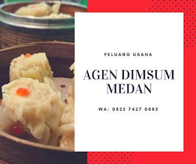 Distributor Dimsum Medan di Toba Samosir