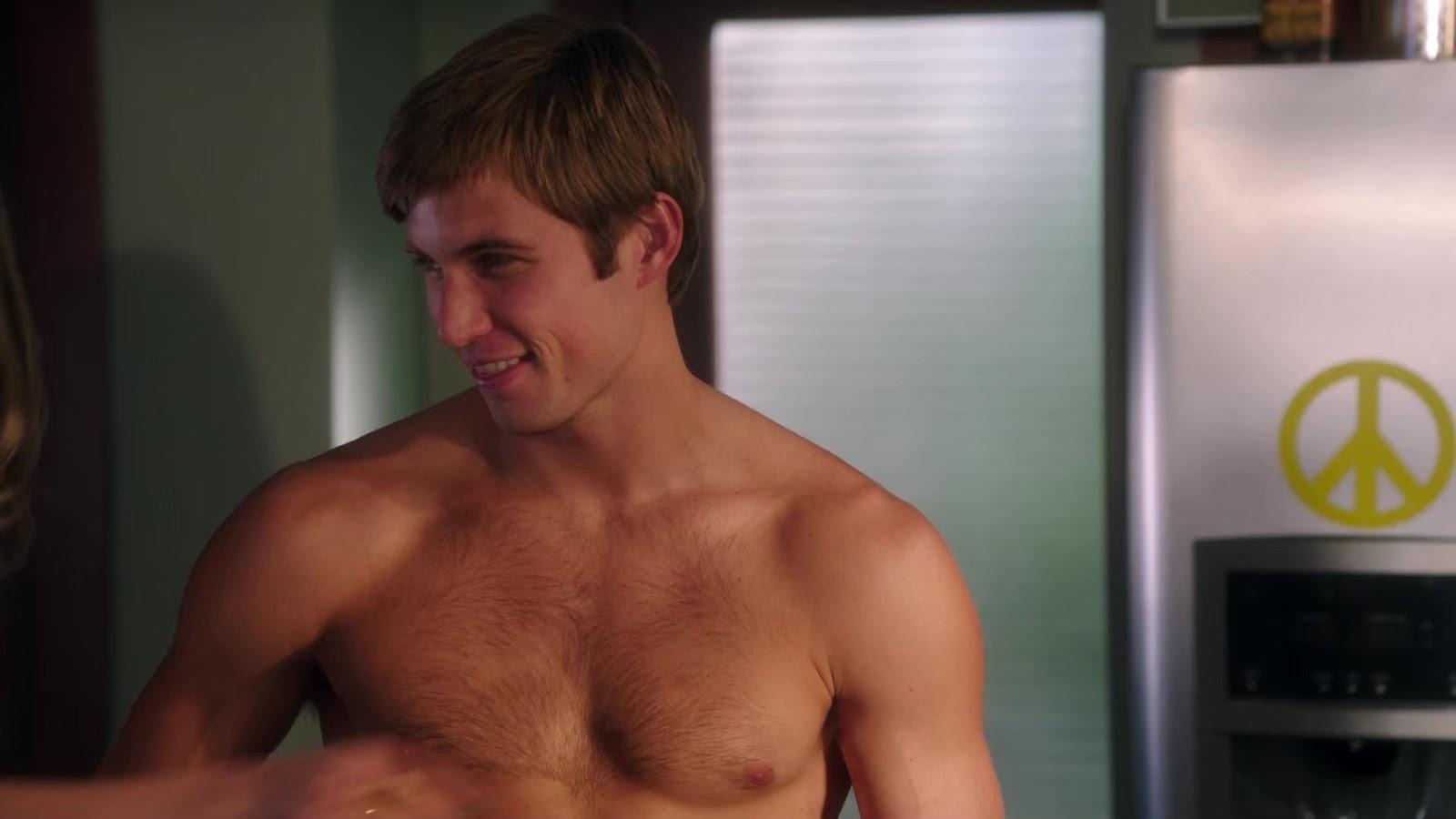Is luke mably gay on popscreen