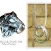 Handmade Vanilla Double Link Silver Pendant - London Jewellers