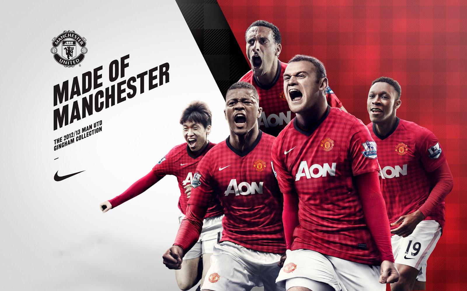ffd8e31f977 Manchester United Wallpaper Nike - larmoric.com