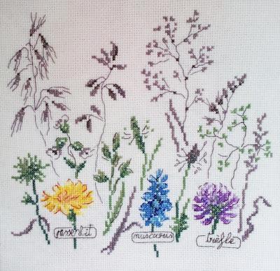 """Veronique Enginger """"Dans mon jardin"""""""