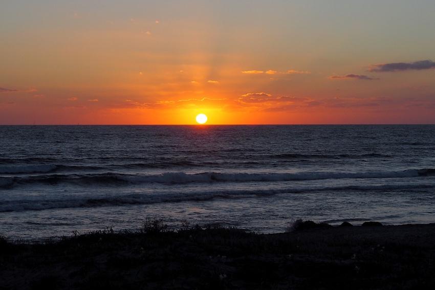 Sonnenuntergang tharros