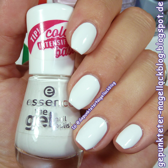 Gepunkteter Nagellackblog Twinnails Mit Bianca Von My Beautynails