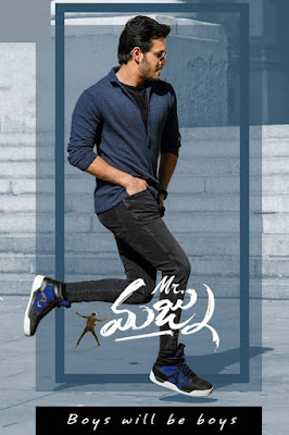 Mr. Majnu 2019 Telugu 720p WEB-DL 1GB