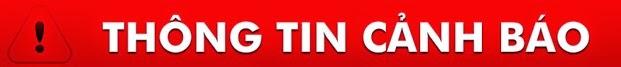 Thông tin cảnh báo về việc nhái thương hiệu Hành Trình Việt