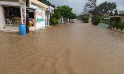 Resultado de imagen para lluvias en mao