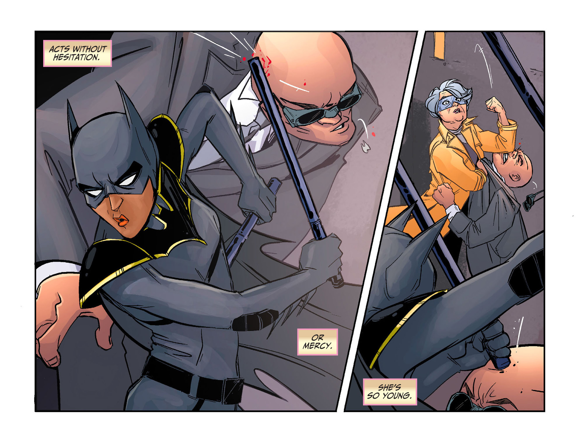 Batman Beyond (2012) 29 Page 7