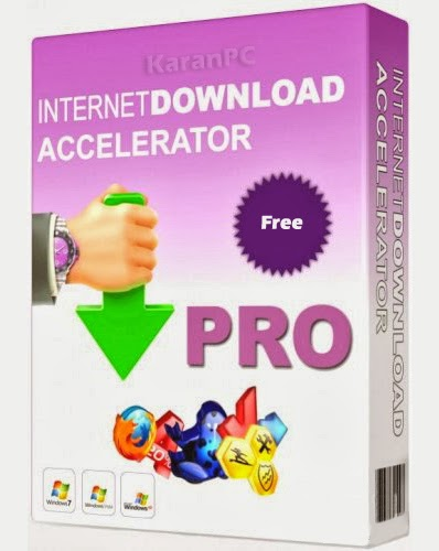 Internet Download Accelerator PRO 6.2.1.1449 Free