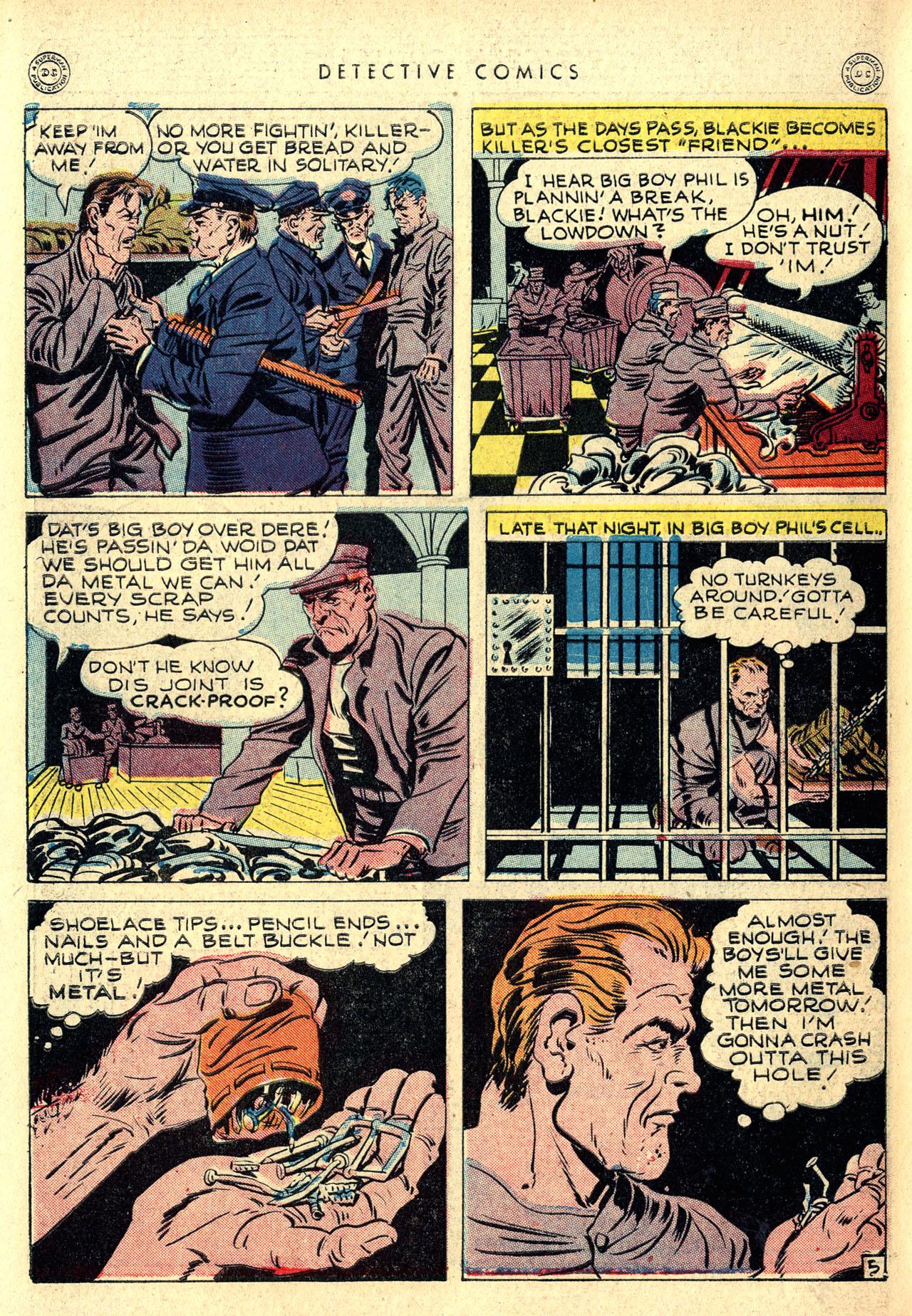 Read online Detective Comics (1937) comic -  Issue #116 - 42
