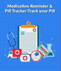 تطبيق, الاندرويد, لمتابعة, المريض, والتذكير, بمواعيد, الدواء, وتنظيمه, Medication ,Reminder