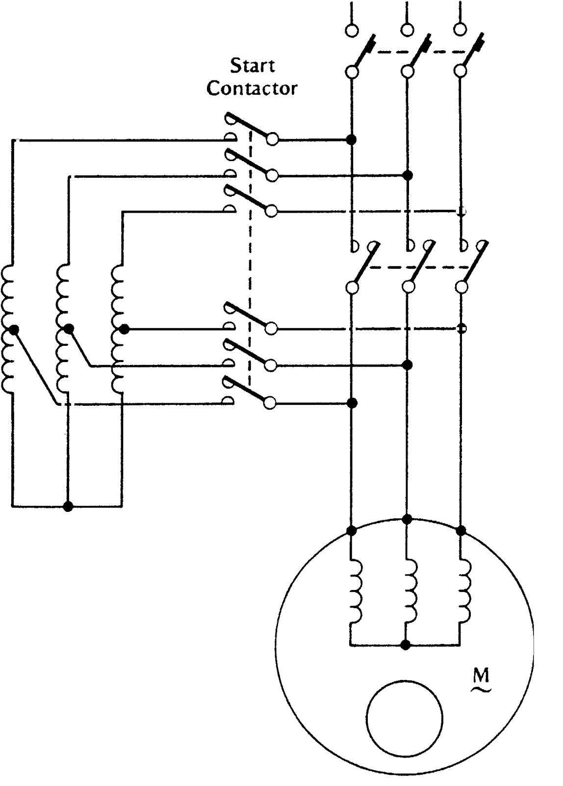 Reliance Motor Wiring Diagram Thermistor Archive Of Automotive