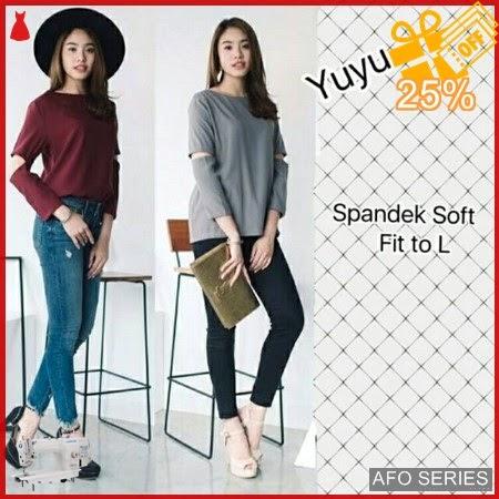 AFO408 Model Fashion Yuyu Modis Murah BMGShop