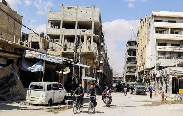 Франція звинуватила РФ у фальсифікації даних про хіматаку в Сирії