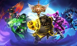 Hero Legend Stickman v3.4.1 Mod Apk Full version