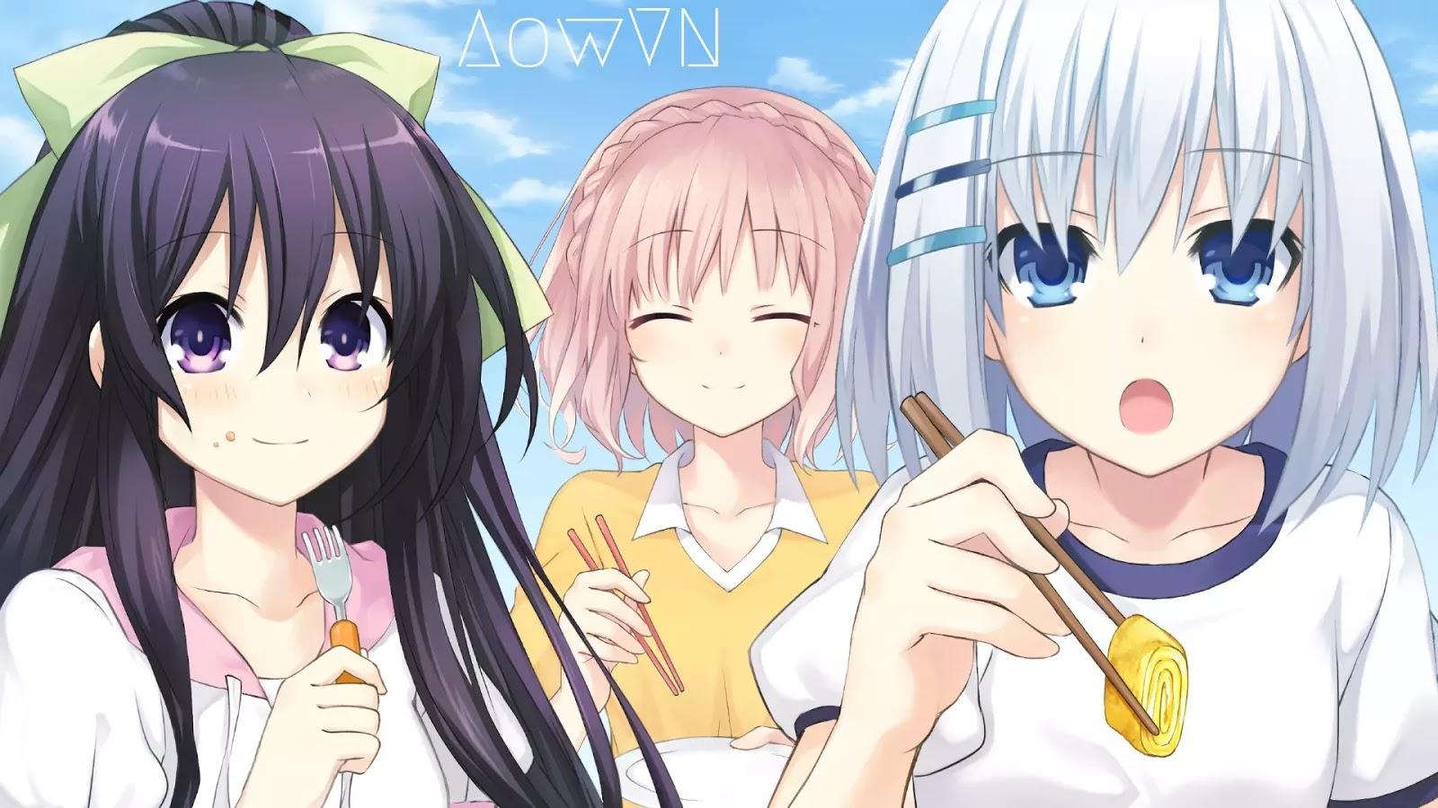 AowVN.org min%2B%25284%2529 - [ Anime 3gp Mp4 ] Date a live SS1 + SS2 + OVA + Movie | Vietsub - Harem Hay