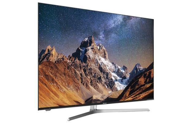 Hisense H55U7A: Smart TV 4K de 55'' con YouTube y Netflix preinstalados