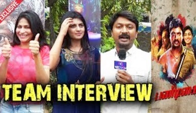 Exclusive Pandigai Movie Team Interview | Story Revealed By Kreshna | Anandhi |Nithin Sathya