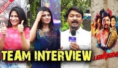 Exclusive Pandigai Movie Team Interview | Story Revealed By Kreshna | Anandhi |Nithin Sathya