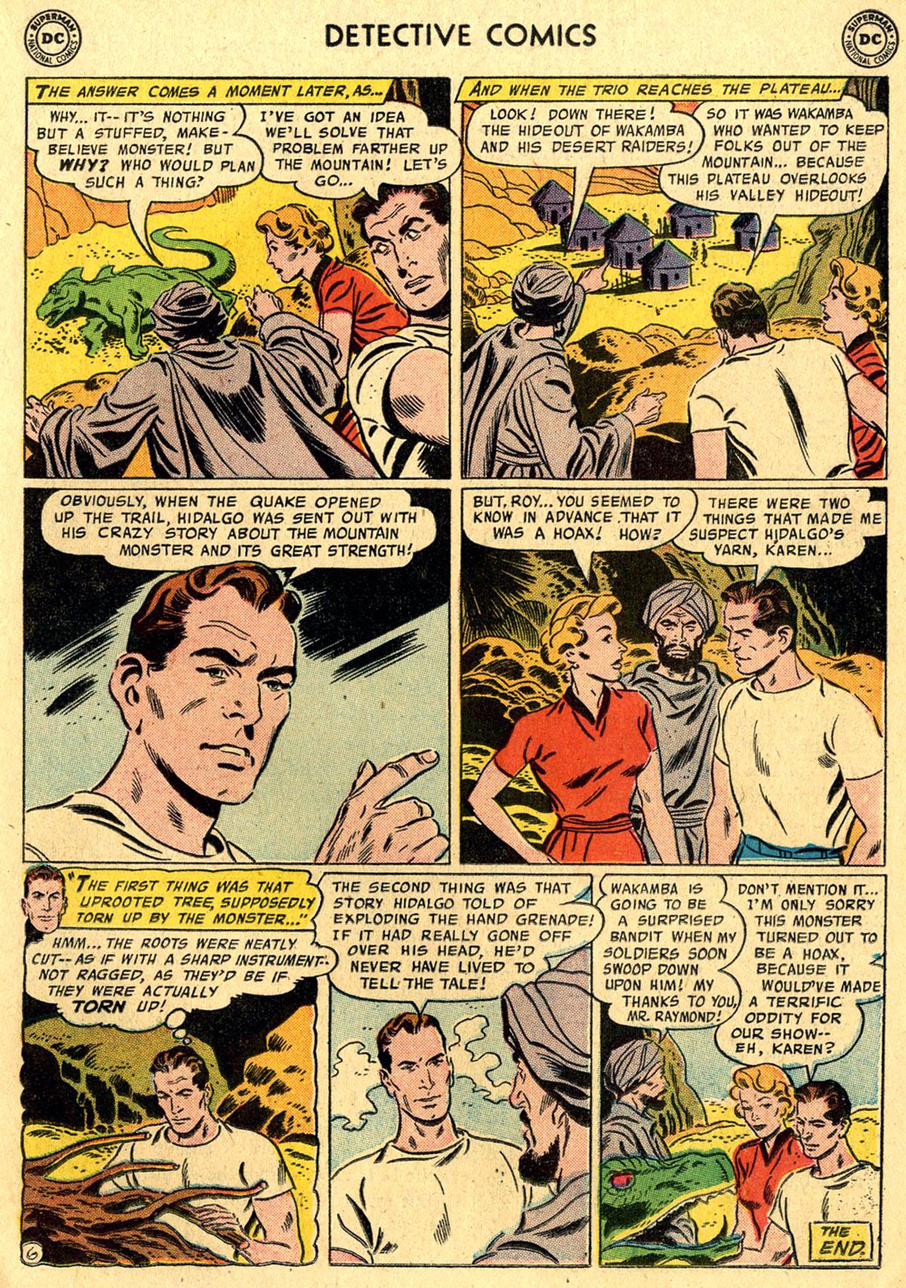 Detective Comics (1937) 254 Page 23