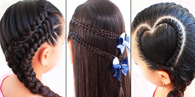 Learn, How To Make These Super Elegant Hairstyles - Sew Tutorial