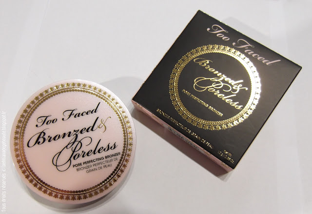 TOO FACED Bronzed & Poreless.Pore Perfecting Bronzer