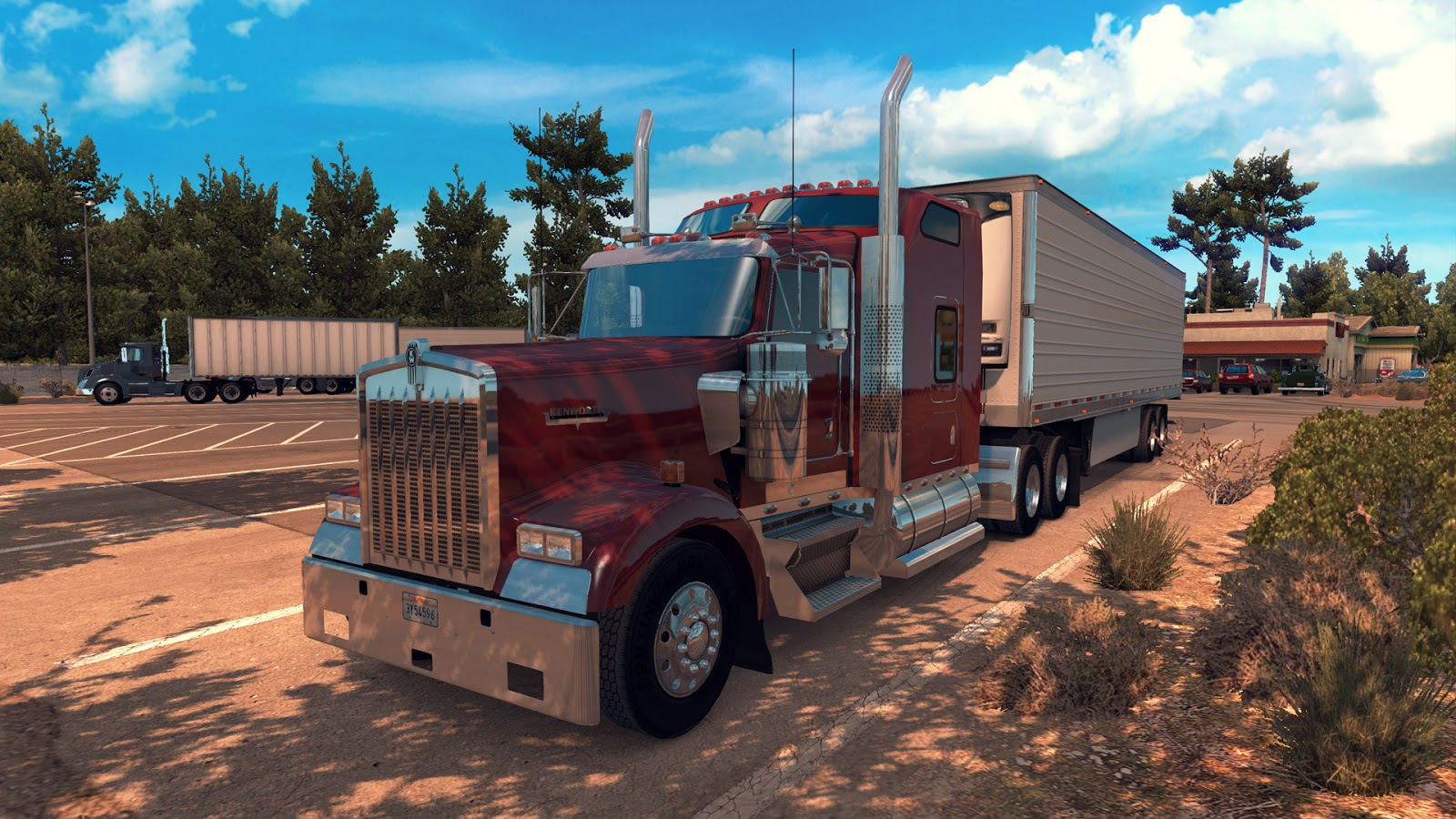 scs software 39 s blog american truck simulator screens friday. Black Bedroom Furniture Sets. Home Design Ideas