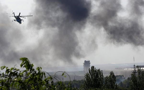 Ucrania viola la tregua y bombardea la región de Donbass