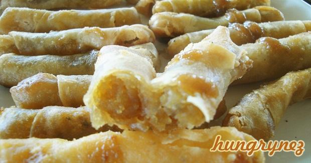 Lumpiang Kamote Recipe