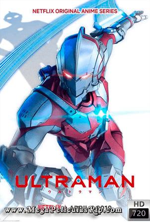 Ultraman Temporada 1 [720p] [Latino-Japones] [MEGA]