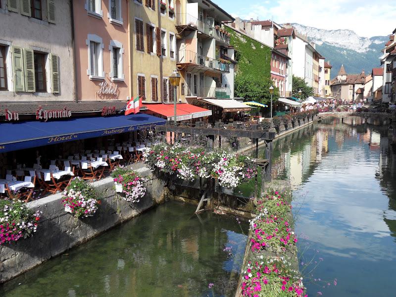 D'Annecy le Vieux à Veyrier