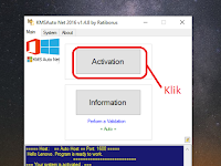 Cara Activation Windows 10 Menggunakan KMSauto net