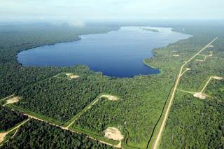 taman nasional zamrud