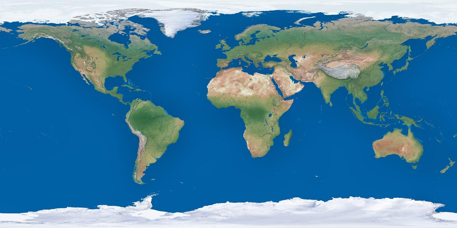 World Sphere Map Afp Cv