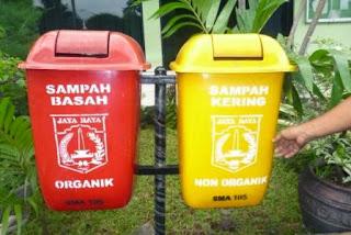 Tong Sampah Pilah 2