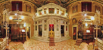 Επισκεφθείτε τον Ναό του Άγιου Σπυρίδωνα στην Κέρκυρα, από τον υπολογιστή σας